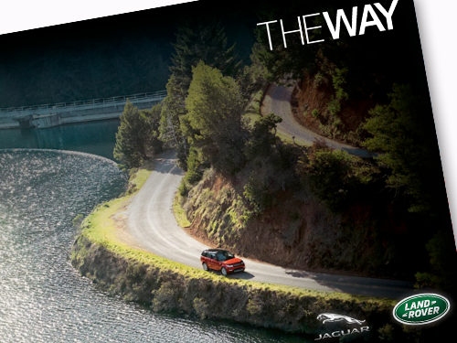 The way Jaguar Landrover